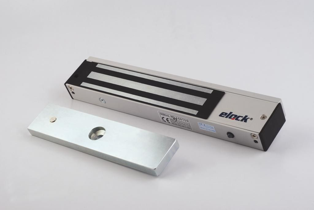 280kg(600lbs) magnet lock for access control system
